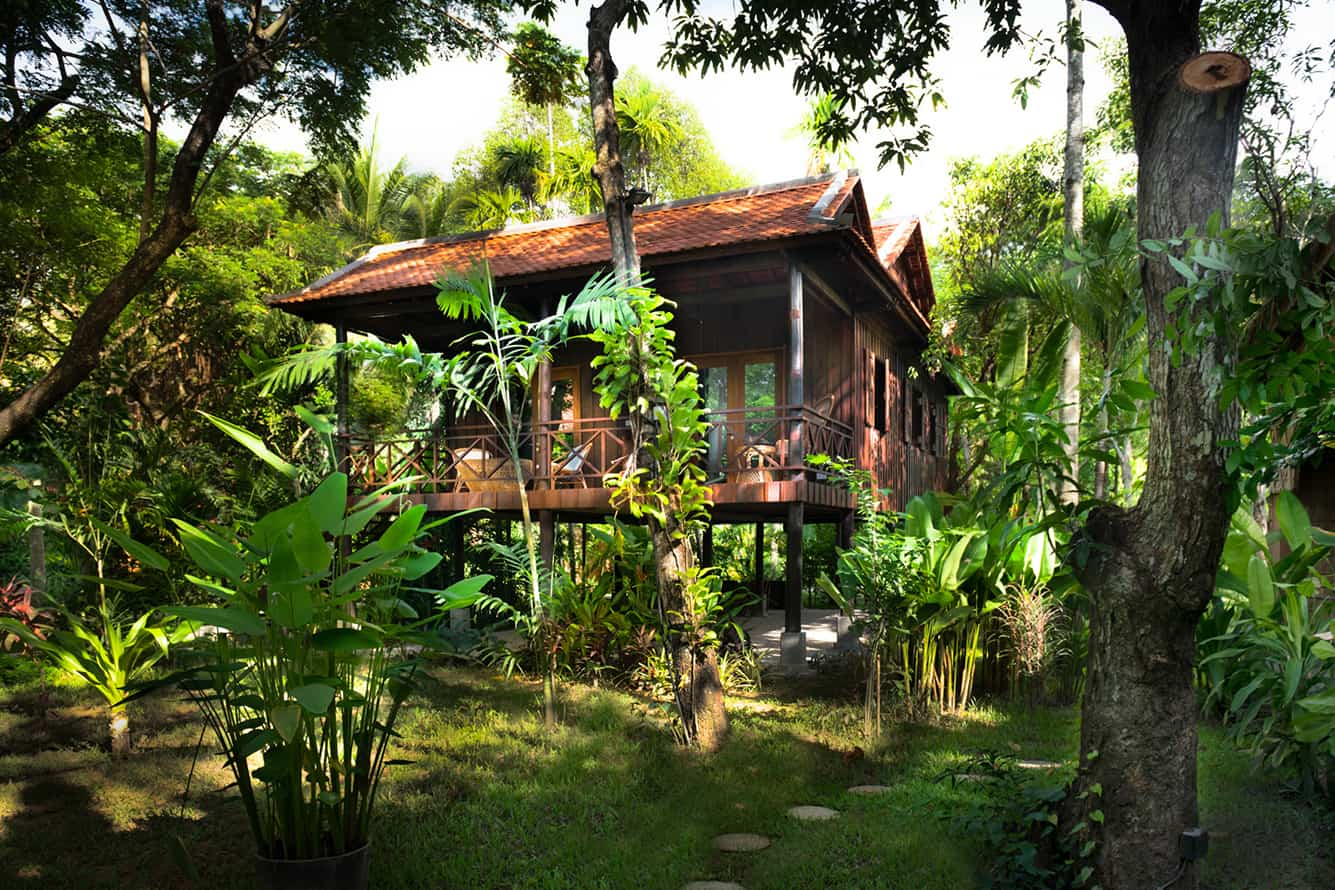 Garden Cottage at Maison Polanka