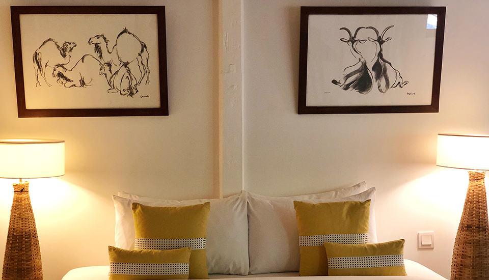 Maison Polanka Boutique Hotel Siem Reap Luxury Yellow Suite
