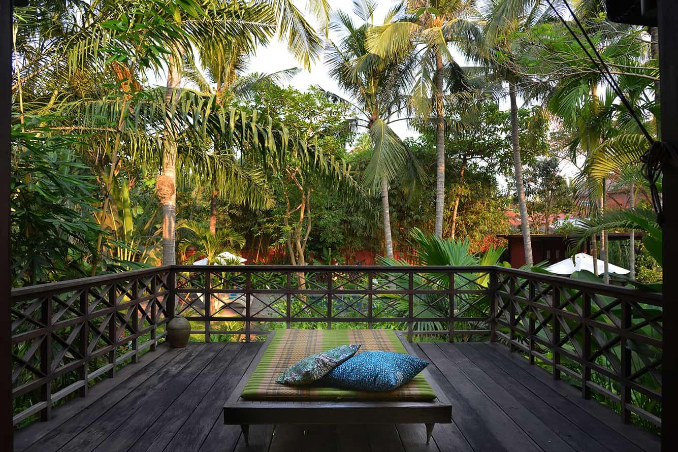 Maison Polanka Green Suite Pool and Garden View