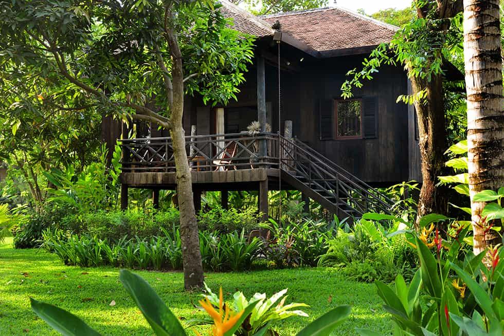 Detox Retreat in Angkor