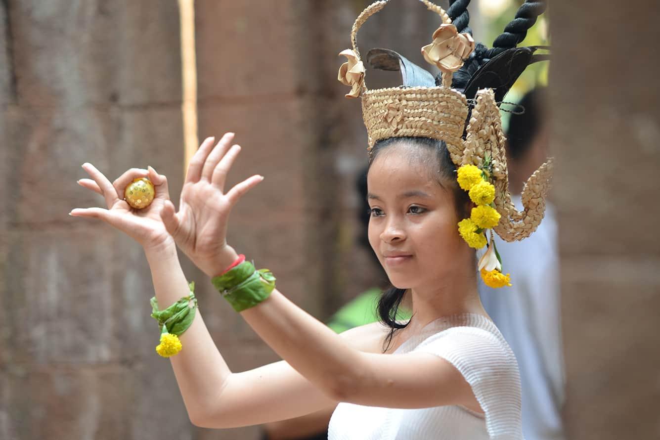 Apsara Dance at Angkor