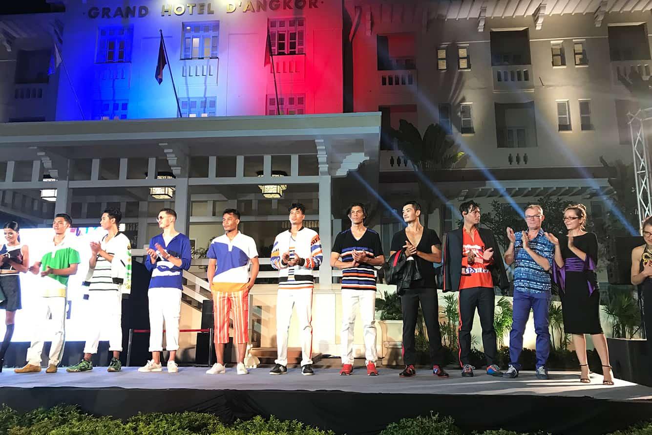 Event at Grand Hotel d'Angkor