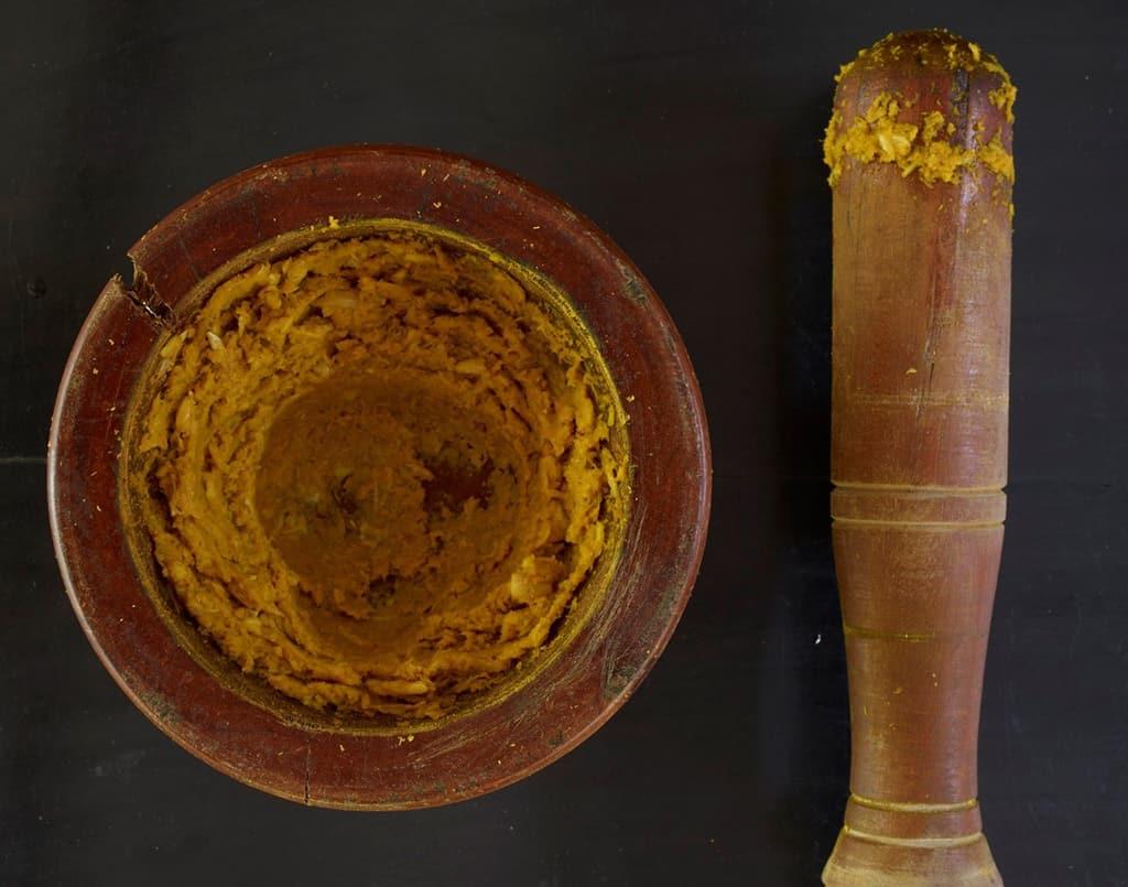 Khmer Food Ingredient