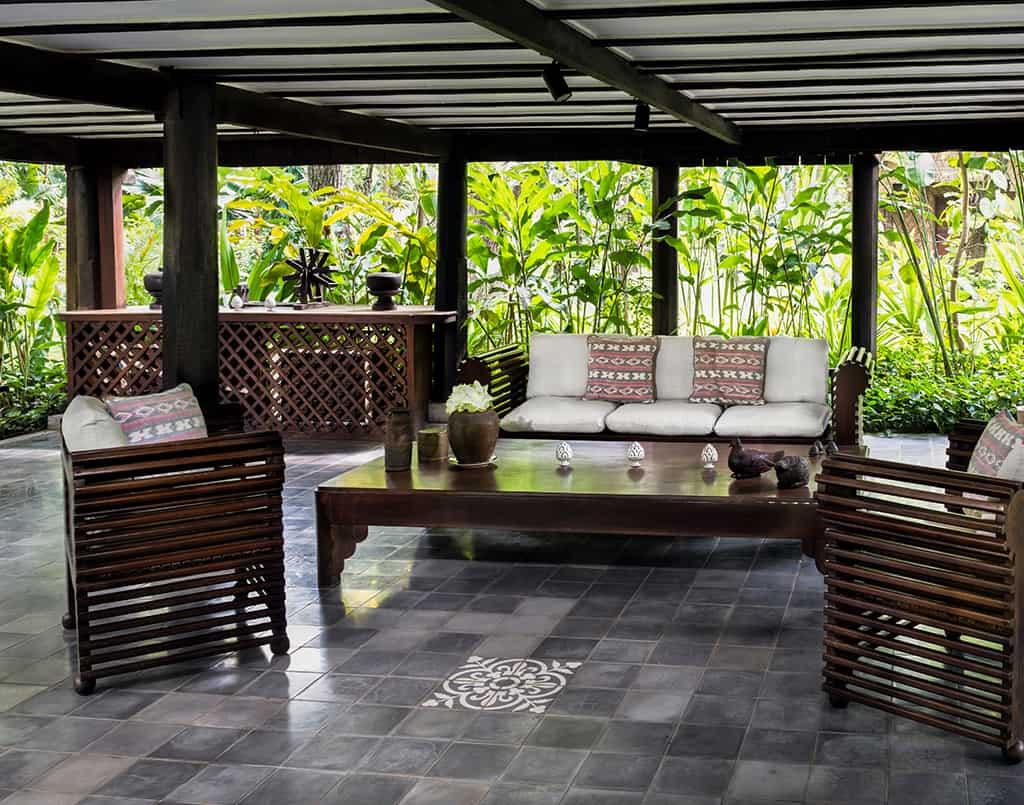 Khmer House Ground Floor