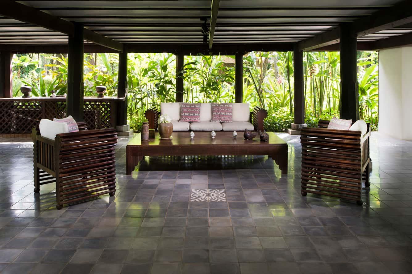 Khmer Stilt House at Maison Polanka Siem Reap