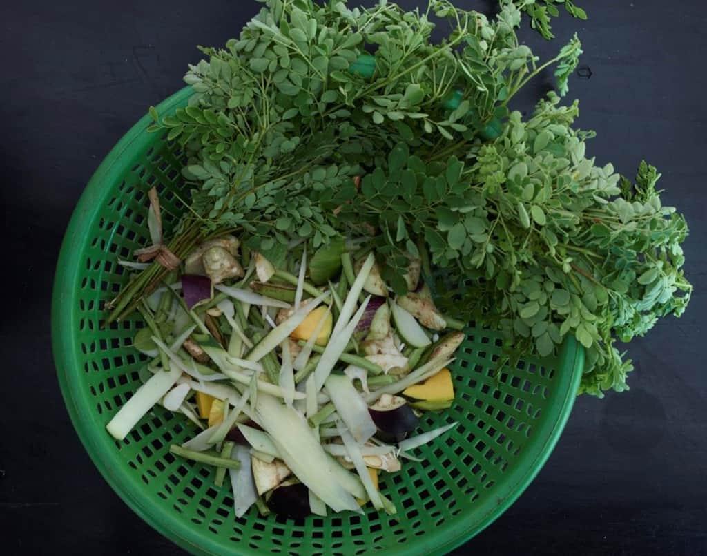 Kor Ko Soup Vegetable