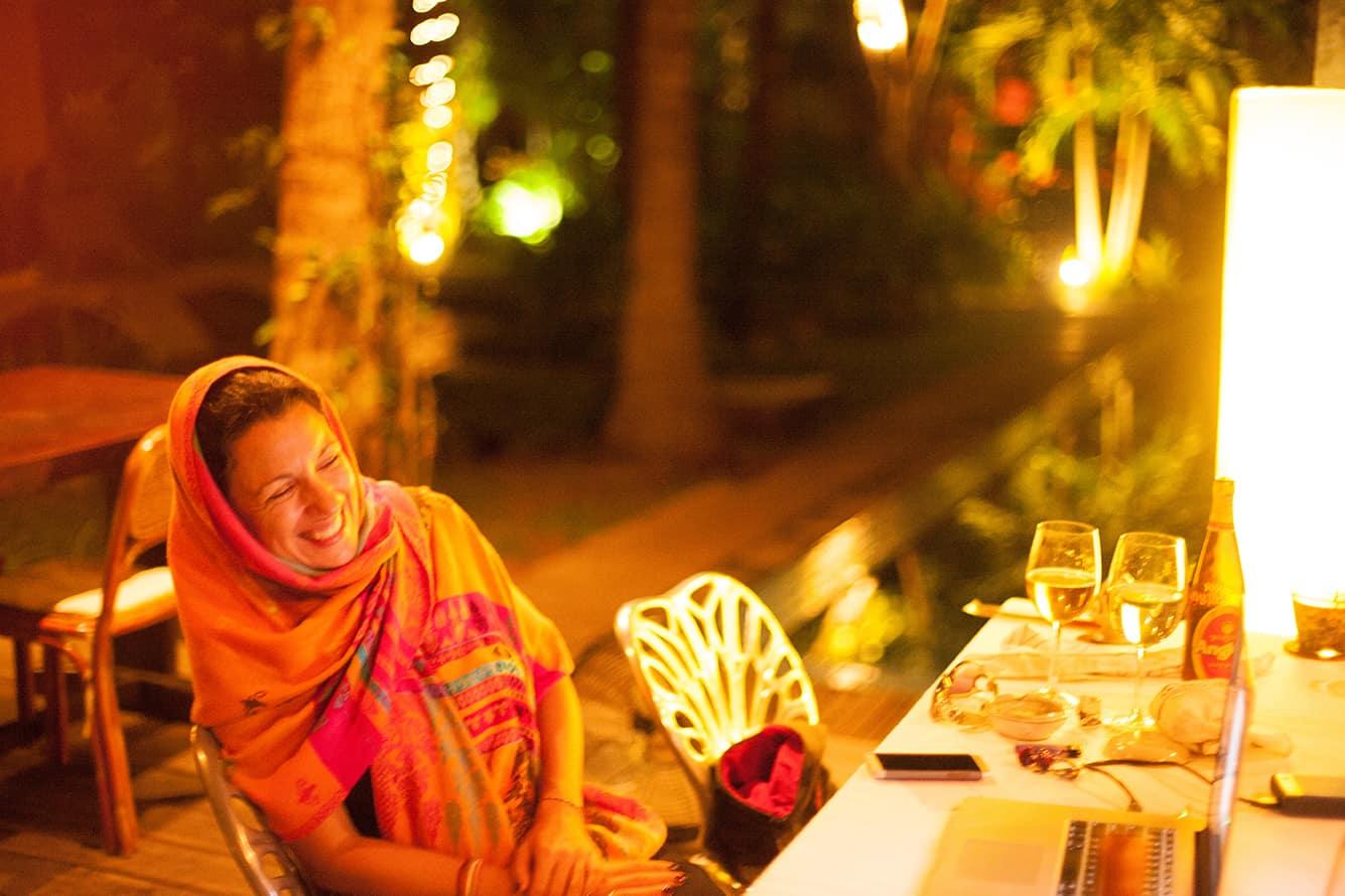 Maison Polanka Fine Dining at Angkor