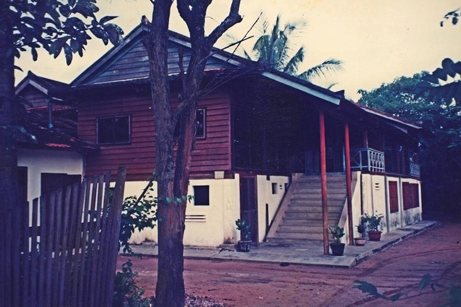 Maison Polank House 1992