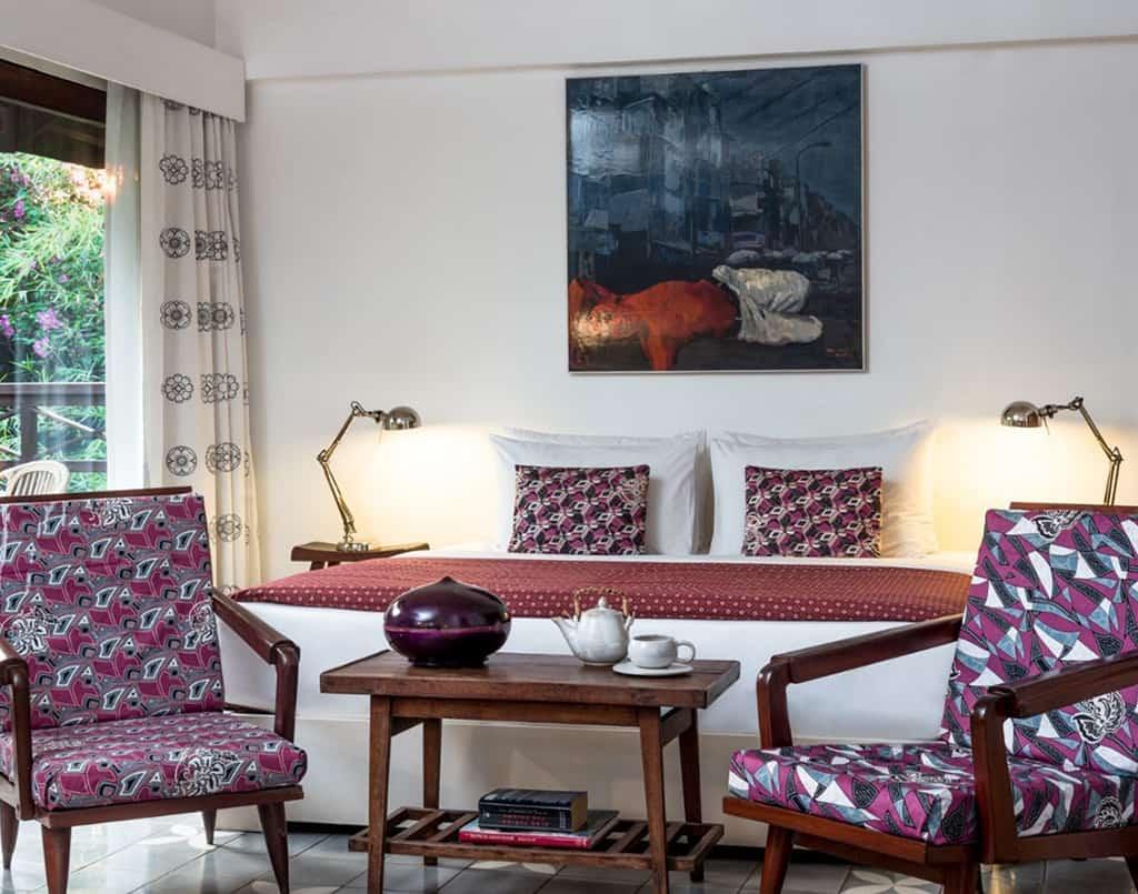 Purple Suite Room in Siem Reap