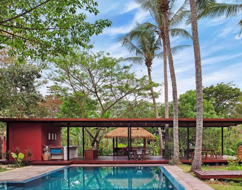 Swimming Pool in Siem Reap