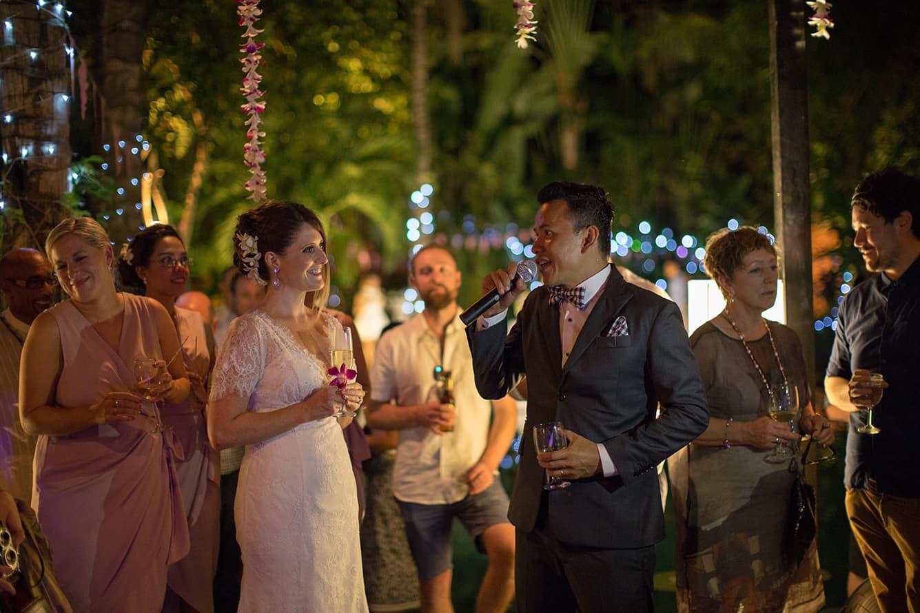 Wedding Party in Maison Polanka