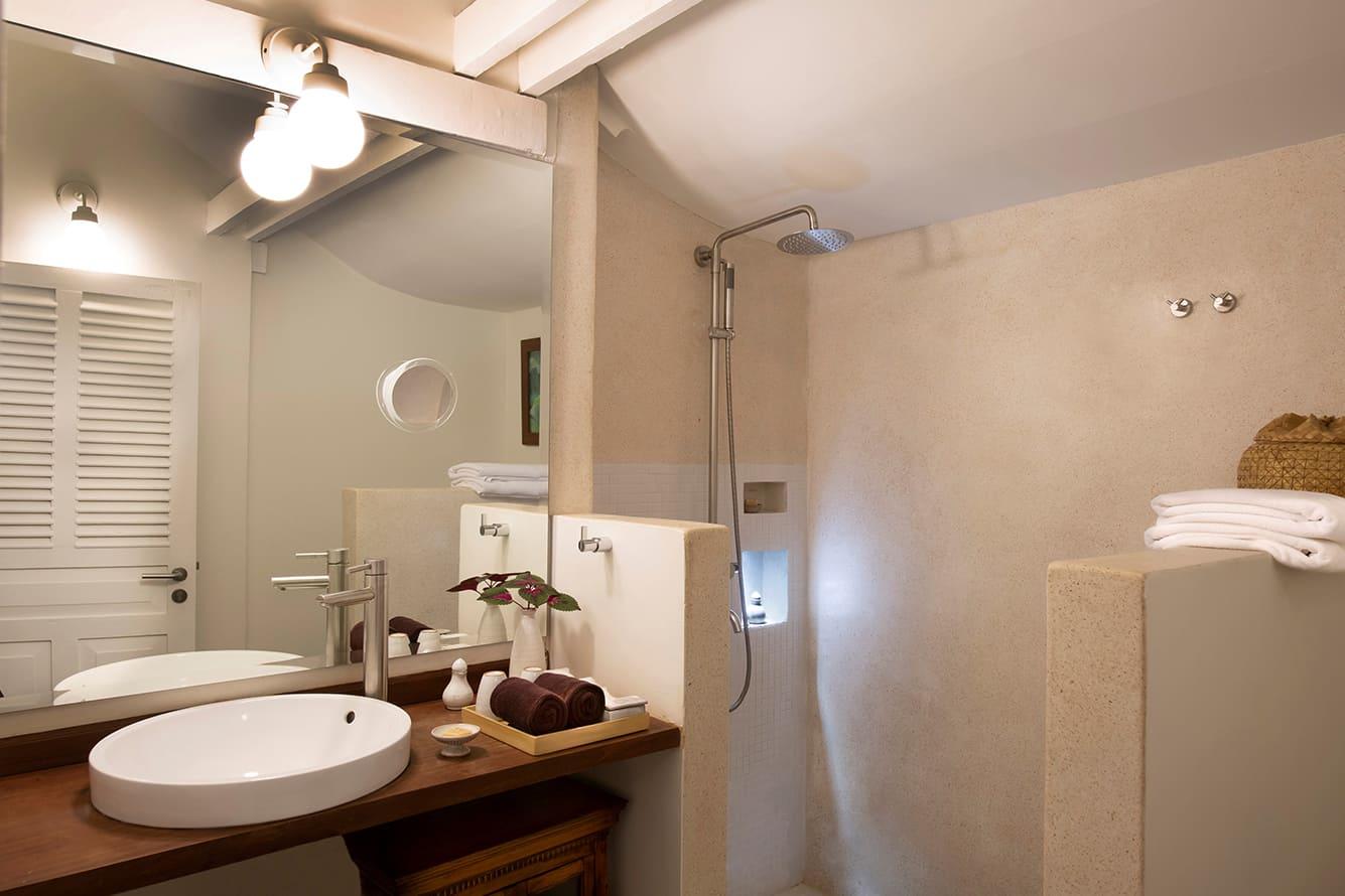 Bathroom at Maison Polanka Family Suite