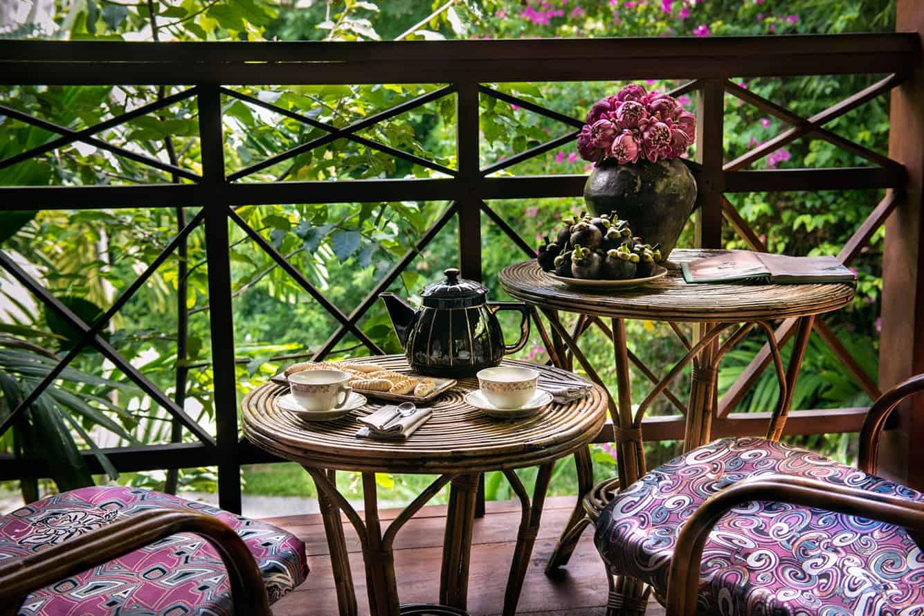 Family Suite Balcony at Maison Polanka