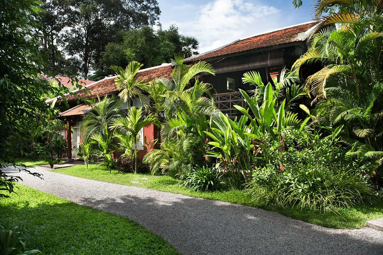 Khmer Villa in the Maison Polanka