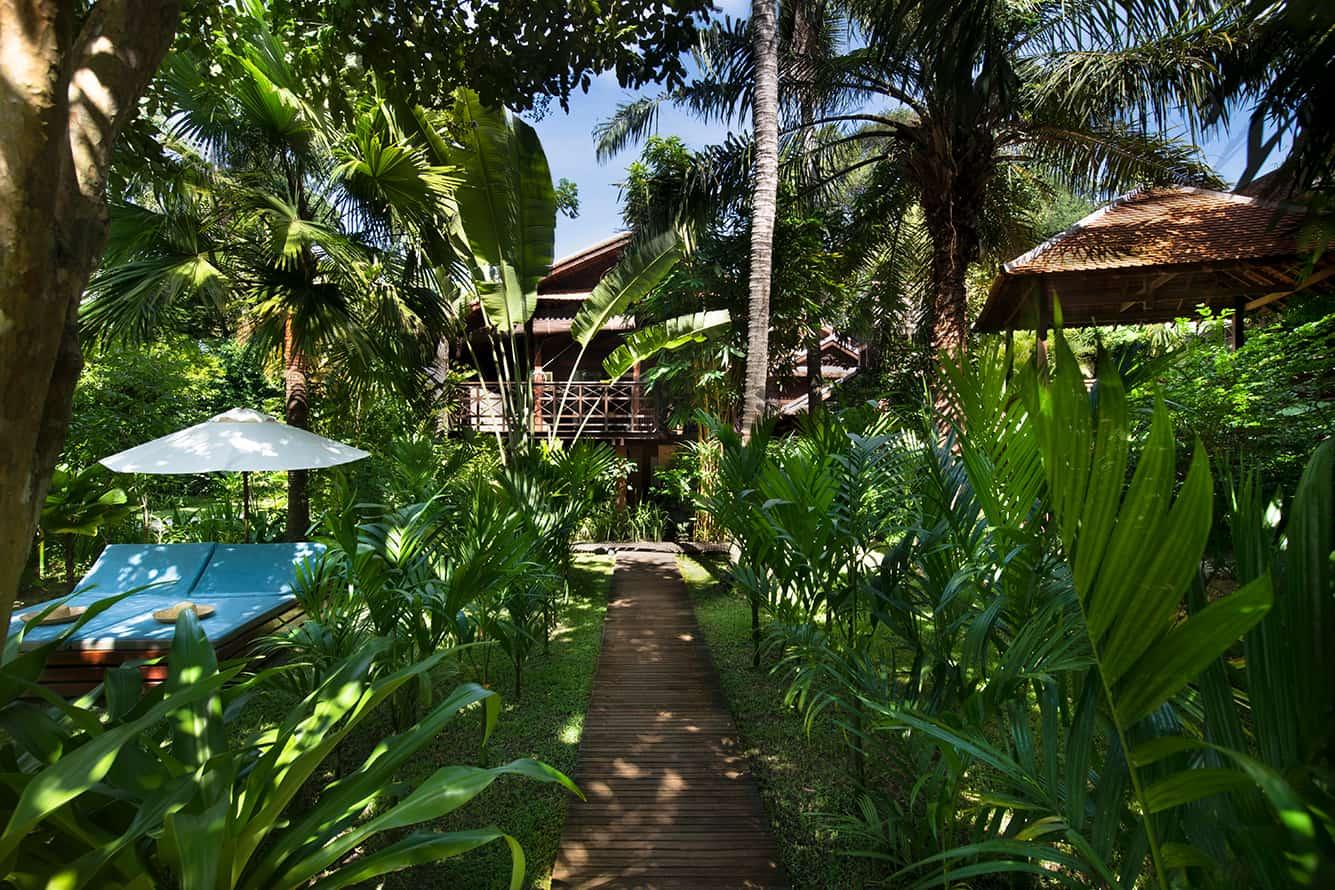 Maison Polanka Khmer House in Siem Reap